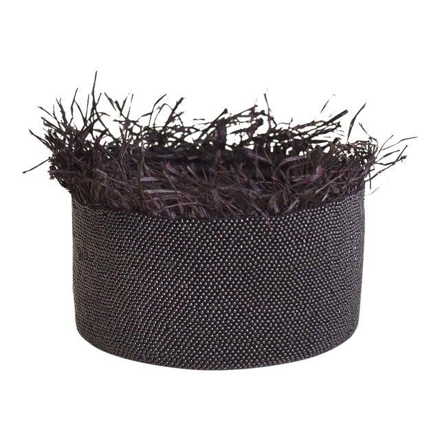 Indego Africa Handmade Beaded Fringe Bucket For Sale