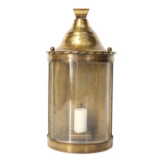 Italian Hall Lantern For Sale