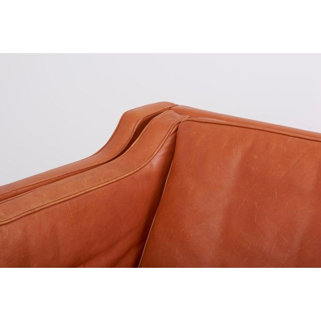 Mid-Century Modern Sofa 2212 by Børge Mogensen for Fredericia, Denmark For Sale - Image 3 of 10