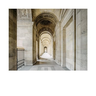 The Louvre #60 Photograph by Guy Sargent For Sale