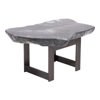 Chinese Meditation Stone Top Table For Sale