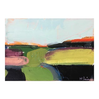 Field #1 Acrylic Painting