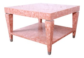 Image of Pink Coffee Tables