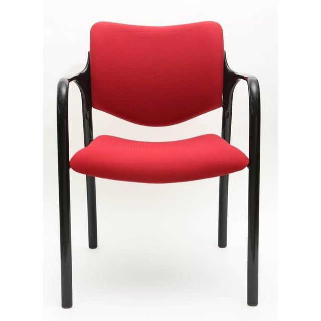 1960s Set of Four Herman Miller Mod Chairs, 1960s, Usa For Sale - Image 5 of 8