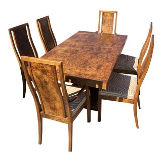Milo Inspired Dining Set For Sale