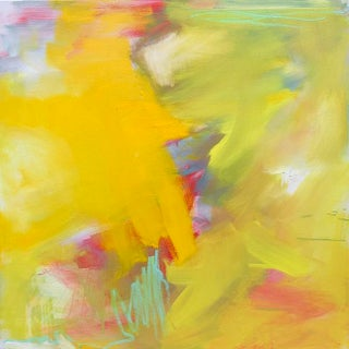 """""""Up and Away"""" by Trixie Pitts Large Abstract Diptych Oil Painting Preview"""