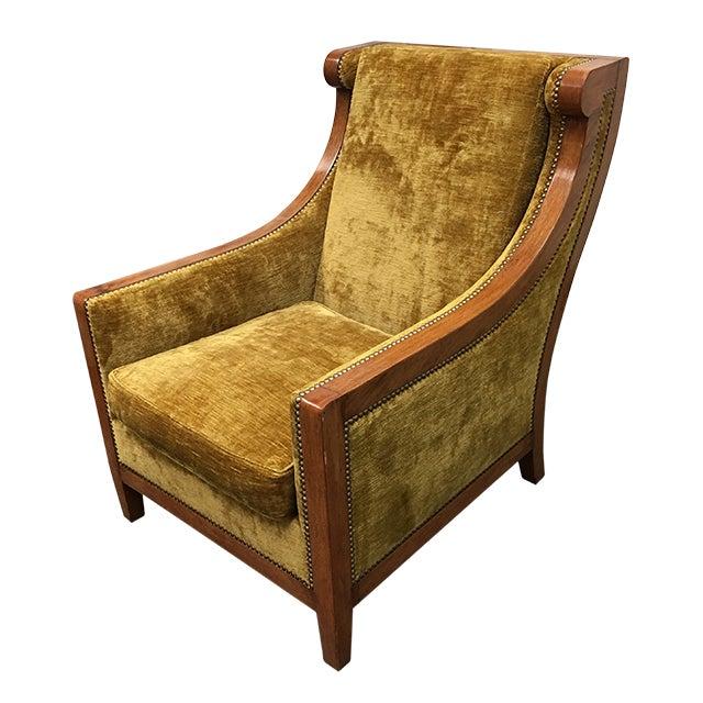 Dessin Fournier Arm Chair For Sale