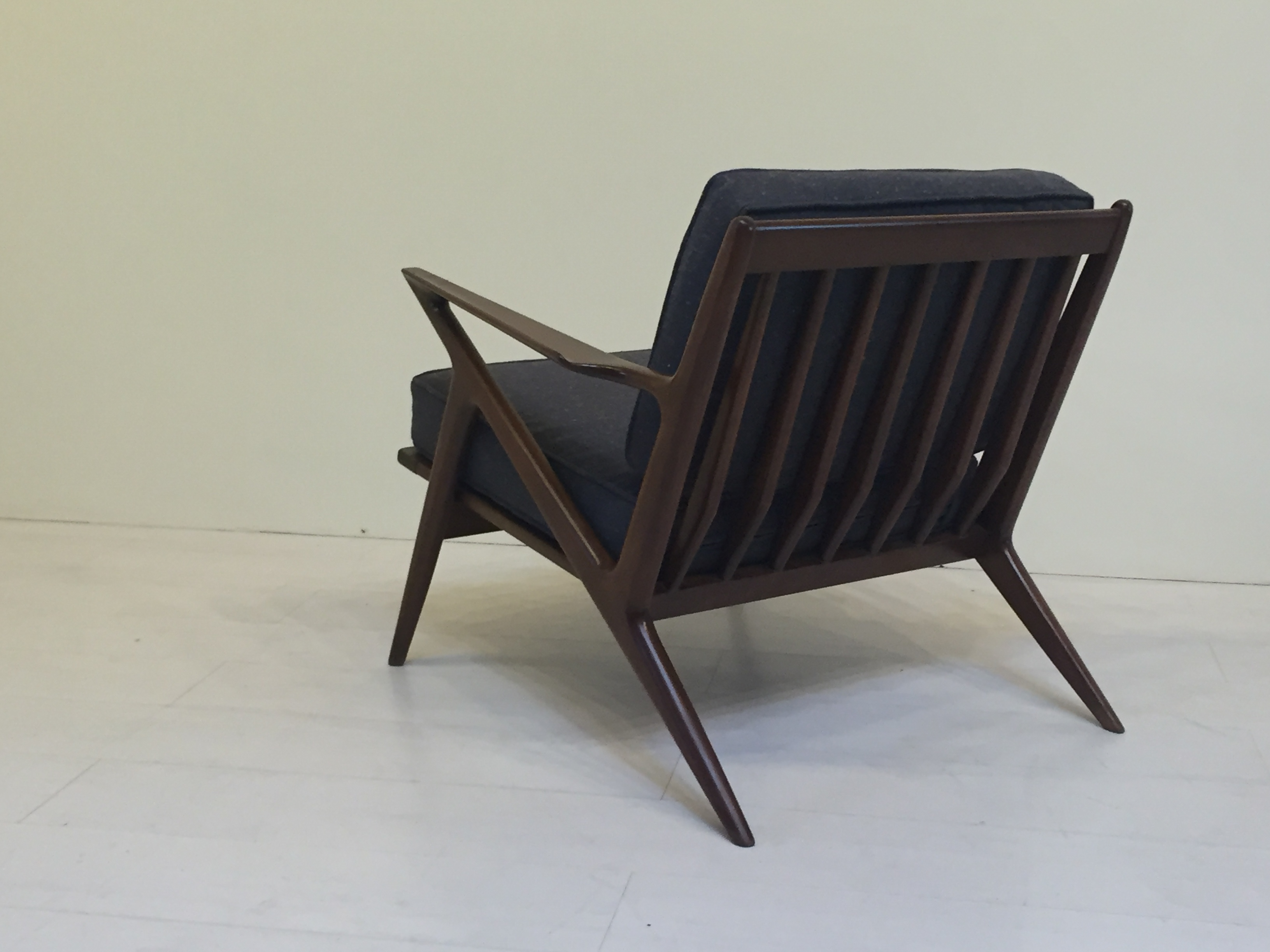 Poul Jensen For Selig Z Lounge Chair   Image 3 Of 5