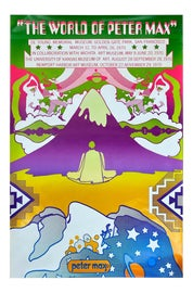 Image of Peter Max Posters