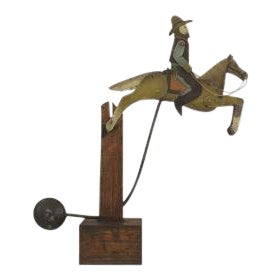 American Country (19/20th Cent) Folk Art toy For Sale