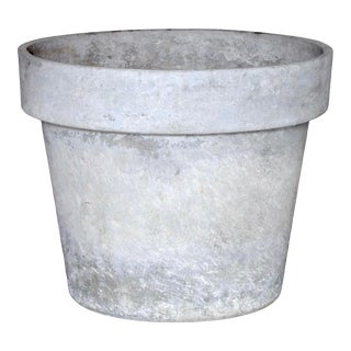 1970s Fiber Concrete Planter For Sale
