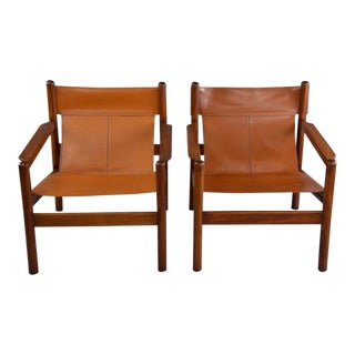 Michel Arnoult Roxinho Chair - a Pair For Sale