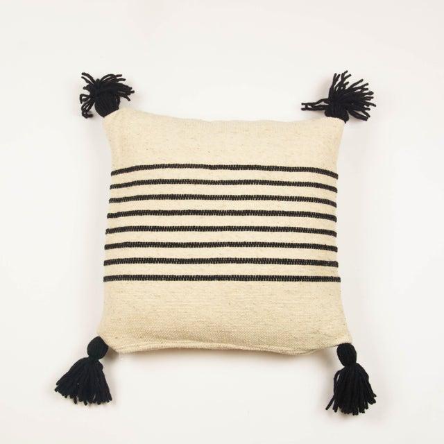 Delgado Striped Pillow - Image 2 of 6