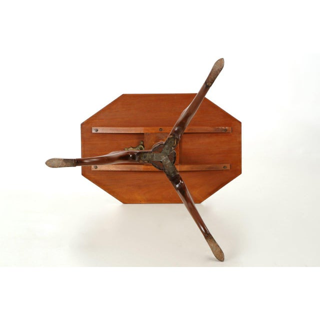 1805-15 American Federal Mahogany Tilting Candle Stand For Sale - Image 10 of 10