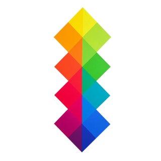 Cool/Warm Split- 18 Colors by John Donovan 2017 For Sale