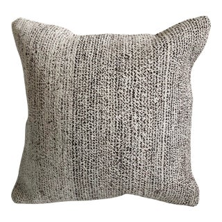 Turkish Modern Decor Anatolian Kilim Pillow For Sale