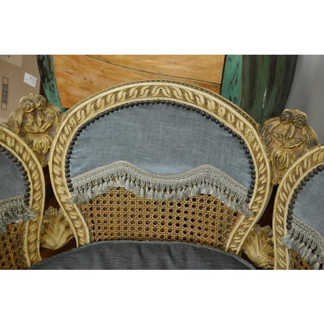 French 20th Century French Petal Chairs - a Pair For Sale - Image 3 of 13