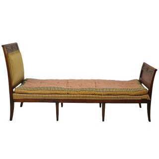 Directiore Walnut Daybed For Sale