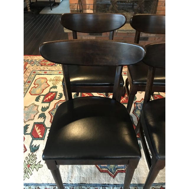 Vintage Mid-Century Modern Dining Chairs - Set of 8 - Image 5 of 9