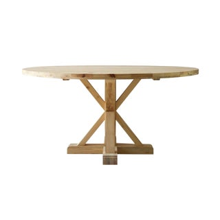Jax Pedestal Table