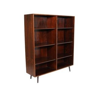 Mid Century Danish Rosewood Bookcase