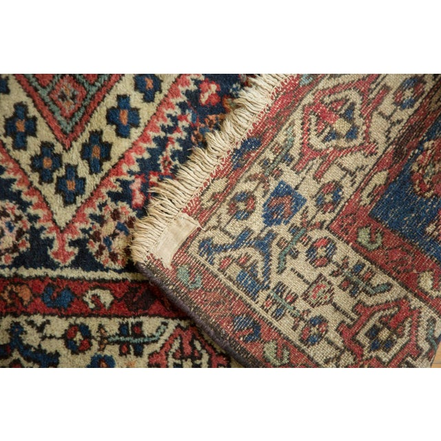 """Vintage Borchalou Rug - 2'8"""" x 4'4"""" For Sale In New York - Image 6 of 6"""