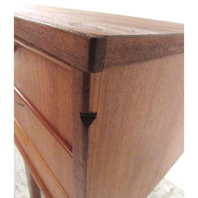 Scandinavian Modern Teak Sideboard or Television Console - Image 7 of 9