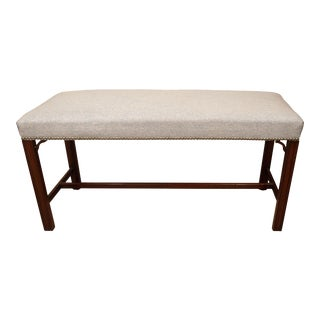 Mahogany Bench For Sale