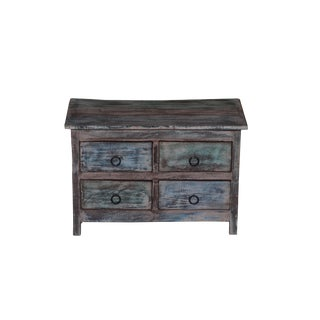 Evelina Four Drawer Chest