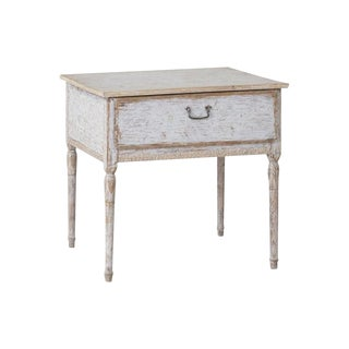 18th Century Swedish Gustavian Period Center Table For Sale