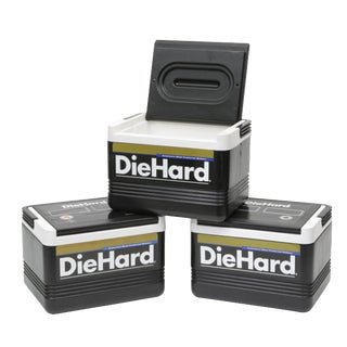 Plastic Coolers to Resemble a Car Battery - Set of 3 For Sale