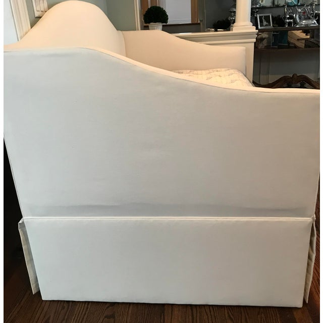 Traditional Ballard Designs Daybed Frame / Sofa For Sale - Image 3 of 8