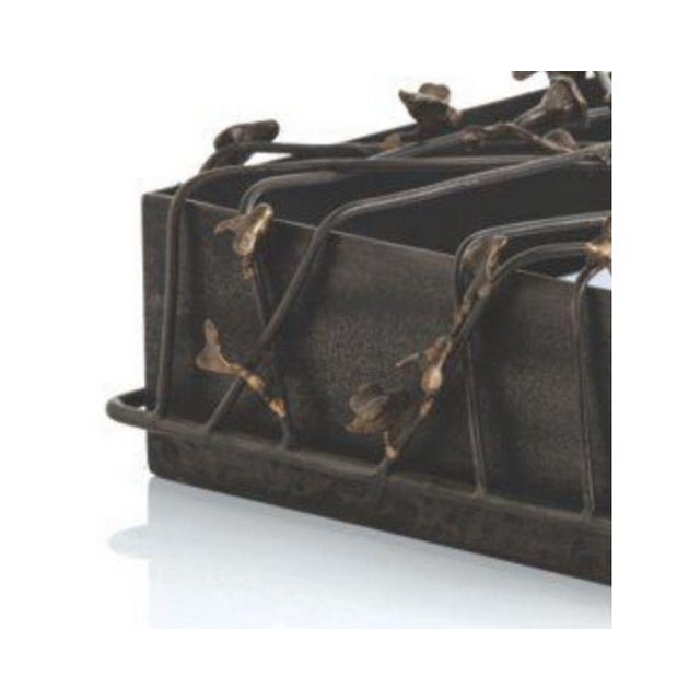 Butterfly Metal Iron Box - Image 3 of 3