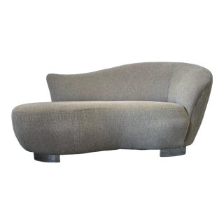 Vladimir Kagan Petite Cloud Sofa For Sale