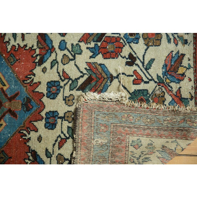 "Vintage Malayer Rug - 2'10"" x 4'5"" For Sale In New York - Image 6 of 9"