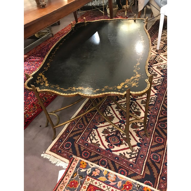 Dennis & Leen Chinoiserie Tray Table For Sale In New York - Image 6 of 7