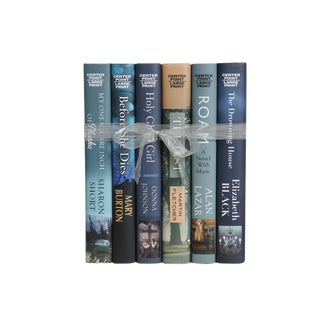 Midnight Ocean Book Gift Set, S/6 For Sale