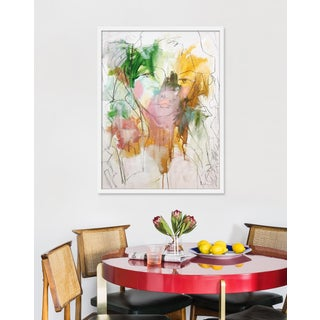 """Medium """"Lilly"""" Print by Leslie Weaver, 26"""" X 35"""" Preview"""
