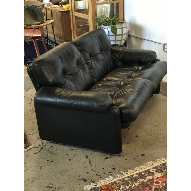 Late 20th Century Coronado Loveseat by Alfra and Tobia Scarpa For Sale - Image 5 of 6