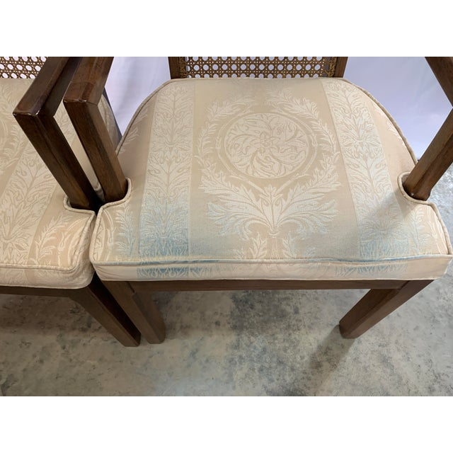 Baughman Style Mid-Century Modern American of Martinsville Dining Table and Chairs -- Set of 7 For Sale - Image 10 of 13