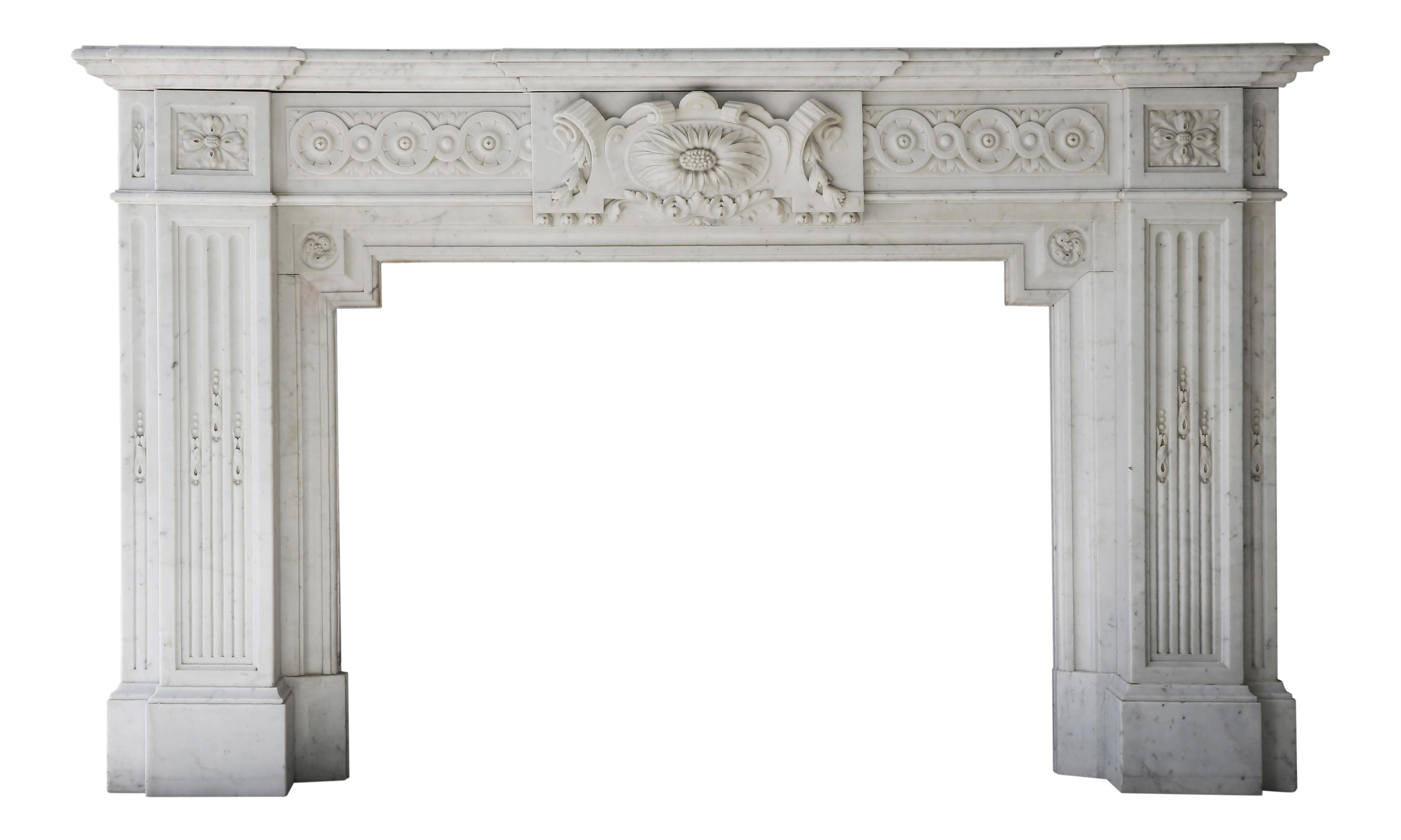 neoclassical style of architecture with egyptian elements egyptian revival 19th century antique fireplace of carrara marble in neoclassical style for sale designer architectural and garden elements for decaso
