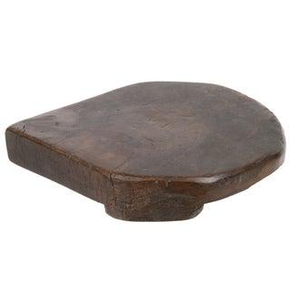 Wood Chapati Board