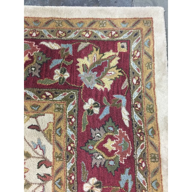 Home Traditions & Textiles Persian Style Wool Rug- 9′4″ × 13′4″ - Image 5 of 7