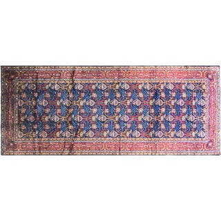 Agra Gallery-Size Rug- 6′11″ × 17′3″ For Sale