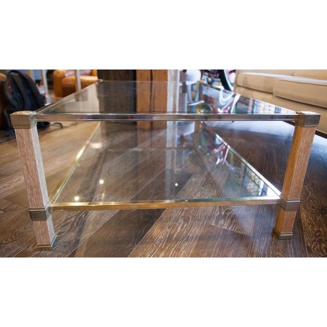 Pierre Vandel Pierre Vandel Coffee Table For Sale - Image 4 of 7