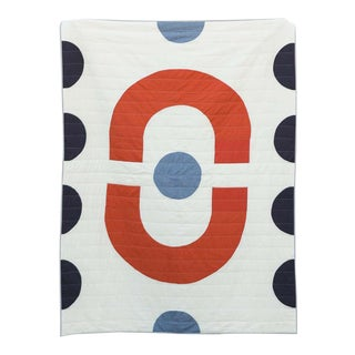 Chisos Throw Quilt For Sale