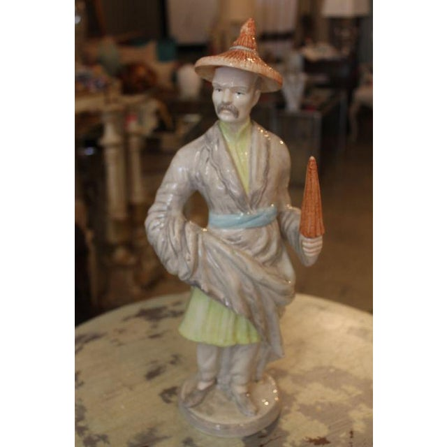 Chinese Man Transitional Figure - Image 2 of 7