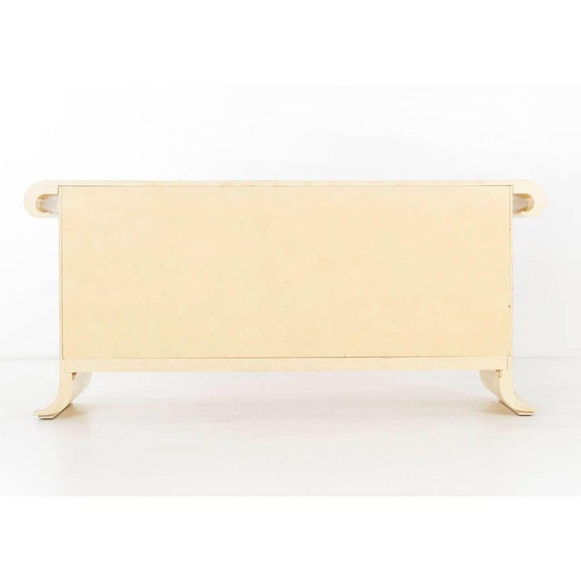 1980's Credenza by Alessandro Gambrelli for Baker For Sale - Image 9 of 11