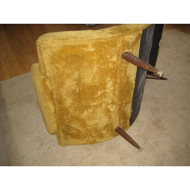 Adrian Pearsall Mid-Century Wave Pearsall Lounge Chair For Sale - Image 4 of 12