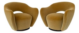 Image of Vladimir Kagan Lounge Chairs